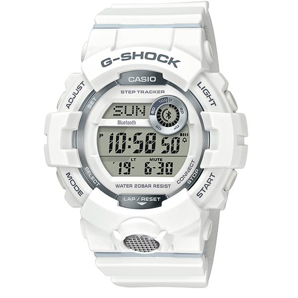 416947206c カシオ公式通販】GBD-800-7JF(ホワイト)|G-SQUAD